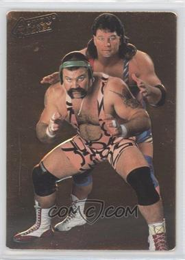 1994 Action Packed WWF #41 - Steiner Brothers
