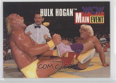 1995 CARDZ WCW Main Event Promos #2 - Hulk Hogan, Ric Flair