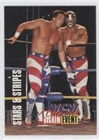 Stars & Stripes (Marcus Alexander Bagwell, The Patriot)