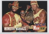 Monster Maniacs (Randy Savage, Hulk Hogan, Jimmy Hart)