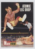 Atomic Leg Drop (Hulk Hogan, Ric Flair)