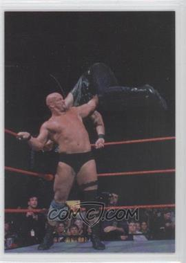 1998 Comic Images WWF Superstarz - Stone Cold's Greatest Hitz #Omni 3 - Stone Cold Steve Austin