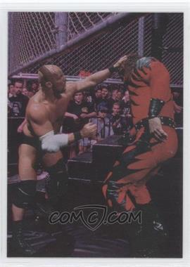 1998 Comic Images WWF Superstarz - Stone Cold's Greatest Hitz #Omni 5 - Stone Cold Steve Austin, Kane
