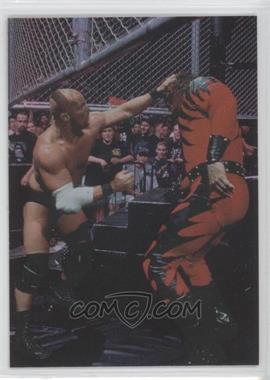 1998 Comic Images WWF Superstarz [???] #5 - Stone Cold Steve Austin