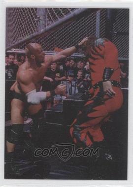 1998 Comic Images WWF Superstarz [???] #5 - Stone Cold Steve Austin