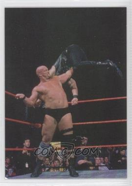 1998 Comic Images WWF Superstarz Stone Cold's Greatest Hitz #Omni 3 - Stone Cold Steve Austin