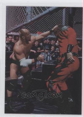1998 Comic Images WWF Superstarz Stone Cold's Greatest Hitz #Omni 5 - Stone Cold Steve Austin, Kane