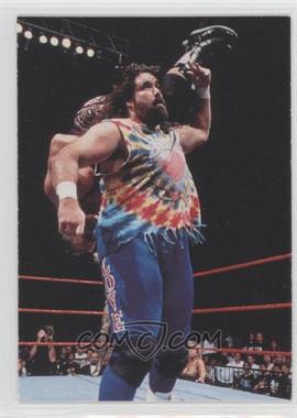 1998 Comic Images WWF Superstarz #20 - Dude Love