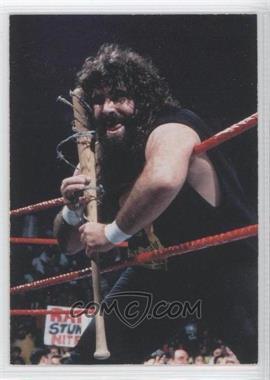 1998 Comic Images WWF Superstarz #21 - Cactus Jack