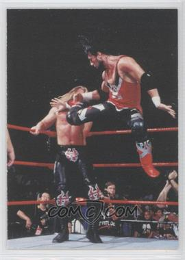 1998 Comic Images WWF Superstarz #23 - 1-2-3 Kid