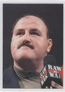 1998 Comic Images WWF Superstarz #3 - Sgt. Slaughter