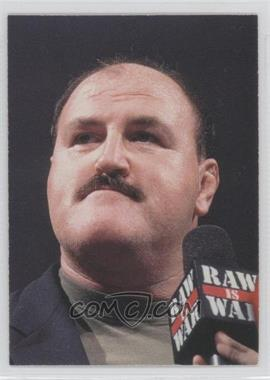 1998 Comic Images WWF Superstarz #3 - Sgt. Slaughter