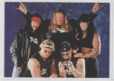 1998 Comic Images WWF Superstarz #51 - D-Generation X