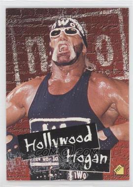 1998 Topps WCW/nWo Stickers #S5 - Hulk Hogan