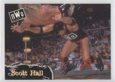 1998 Topps WCW/nWo #10 - Scott Hall