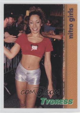 1998 Topps WCW/nWo #63 - Tygress