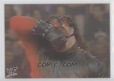 1999 Artbox WWF Lenticular Motion Attitudes #AT-01 - Kane