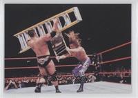 The Rock Vs. Triple H