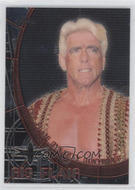 1999 Topps WCW Embossed Chrome Double-Sided #N/A - [Missing]