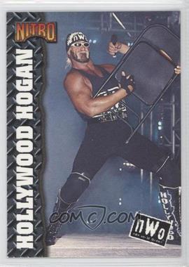 1999 Topps WCW/nWo Nitro - [Base] #33 - Hulk Hogan