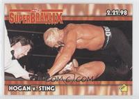 Hogan v. Sting (SuperBrawl IX)