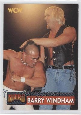 1999 Topps WCW/nWo Nitro #29 - Barry Windham