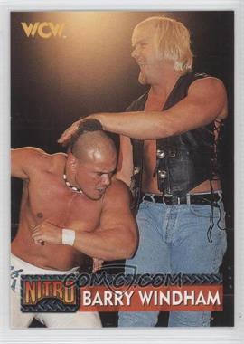 1999 Topps WCW/nWo Nitro #29 - Barry Windham