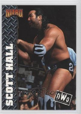 1999 Topps WCW/nWo Nitro #34 - Scott Hall