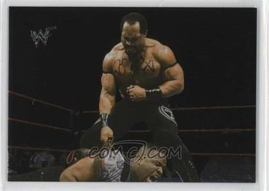 2000 Comic Images WWF No Mercy - [Base] #17 - Faarooq