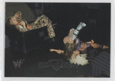 2000 Comic Images WWF No Mercy #70 - Ivory vs. Luna