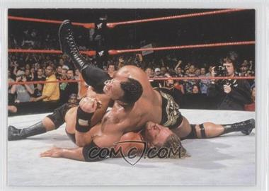 2000 Comic Images WWF Rock Solid - [Base] #61 - The Rock