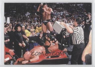 2000 Comic Images WWF Rock Solid [???] #39 - The Rock