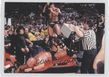 2000 Comic Images WWF Rock Solid #39 - The Rock