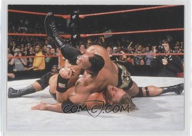 2000 Comic Images WWF Rock Solid #61 - The Rock