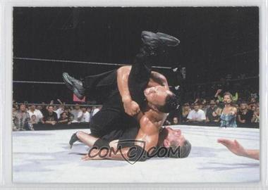 2000 Comic Images WWF Rock Solid #62 - The Rock