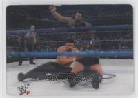 Steve Blackman vs. Crash Holly