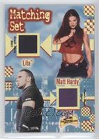 Lita, Matt Hardy