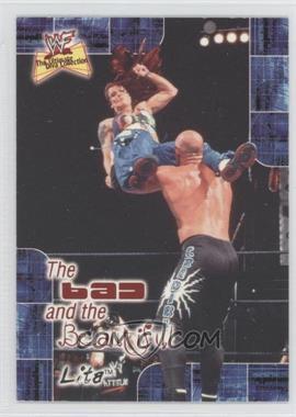 2001 FLeer WWF The Ultimate Diva Collection [???] #5 - Lita