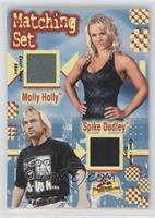 Molly Holly, Spike Dudley