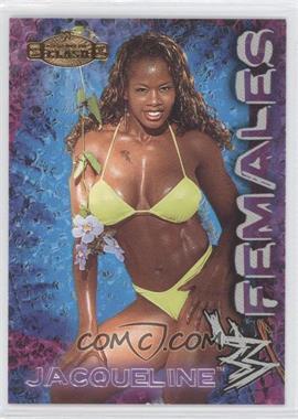 2001 Fleer WWE Championship Clash - Females #8 - Jacqueline