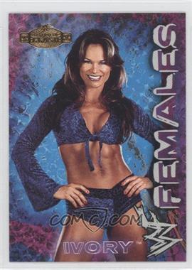 2001 Fleer WWE Championship Clash [???] #1 - Ivory