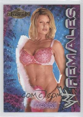 2001 Fleer WWE Championship Clash [???] #9 - Tori
