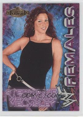 2001 Fleer WWE Championship Clash Females #6 - Stephanie McMahon