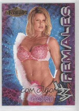 2001 Fleer WWE Championship Clash Females #9 - Tori