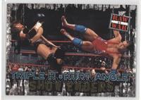 Triple H vs. Kurt Angle