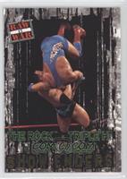 The Rock vs. Triple H vs. Kurt Angle