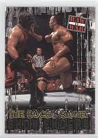 The Rock vs. Kane