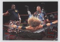 Chris Jericho And The Dudley Boyz vs. Kurt Angle, Edge & Christian