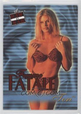 2001 Fleer WWF Raw is War [???] #10 - Tori