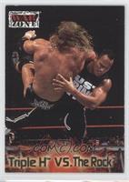 Triple H vs. The Rock